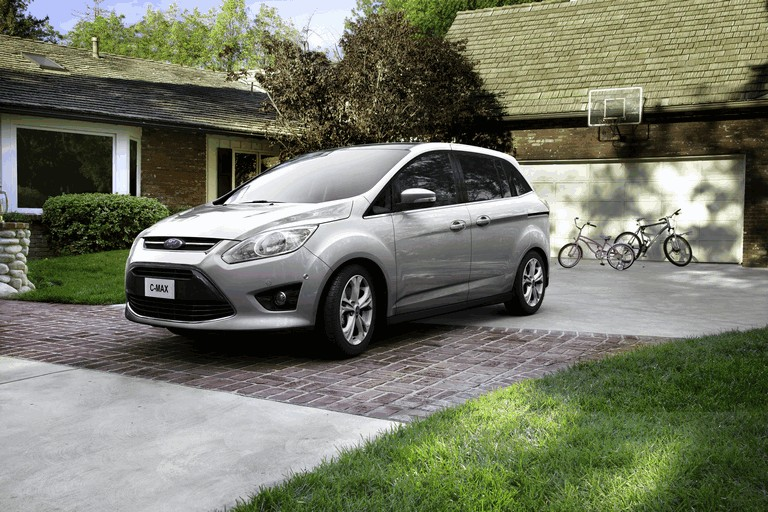 2011 Ford C-max - USA version 296096