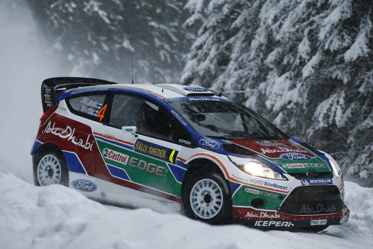 2011 Ford Fiesta RS WRC - Sweden 296166