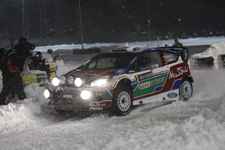 2011 Ford Fiesta RS WRC - Sweden 296169