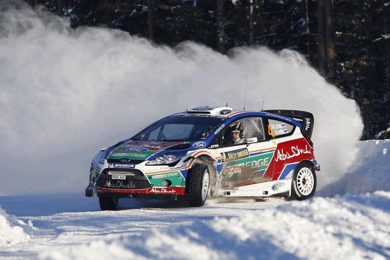 2011 Ford Fiesta RS WRC - Sweden 296170