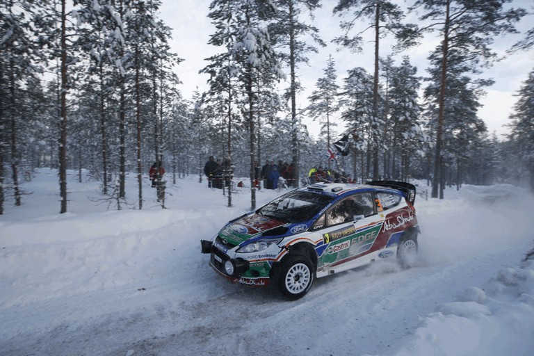 2011 Ford Fiesta RS WRC - Sweden 296171