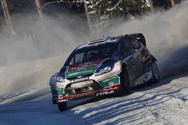 2011 Ford Fiesta RS WRC - Sweden 296172
