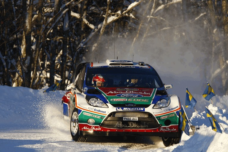 2011 Ford Fiesta RS WRC - Sweden 296173