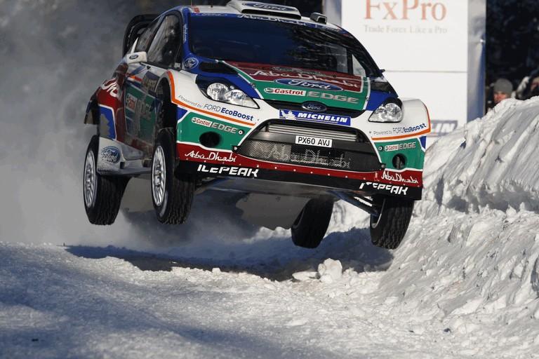 2011 Ford Fiesta RS WRC - Sweden 296174