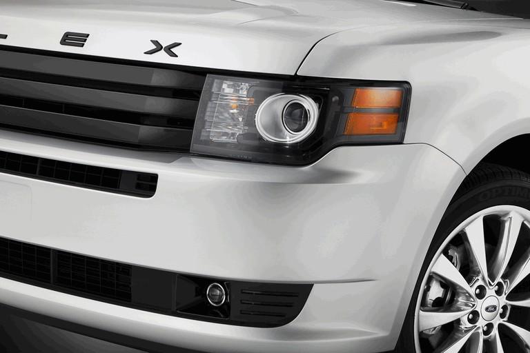 2011 Ford Flex Titanium 296178