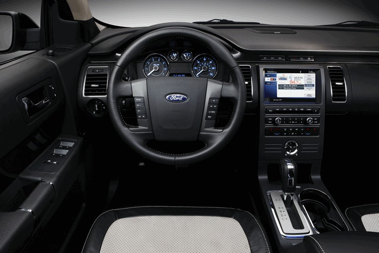 2011 Ford Flex Titanium 296183