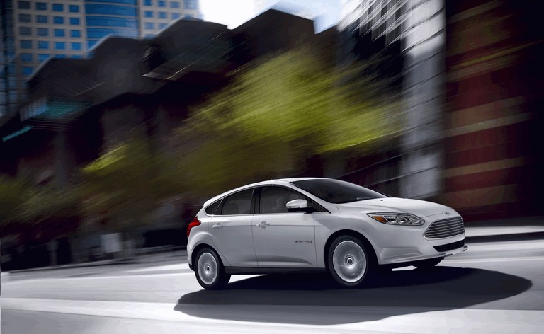 2011 Ford Focus Electric 296200
