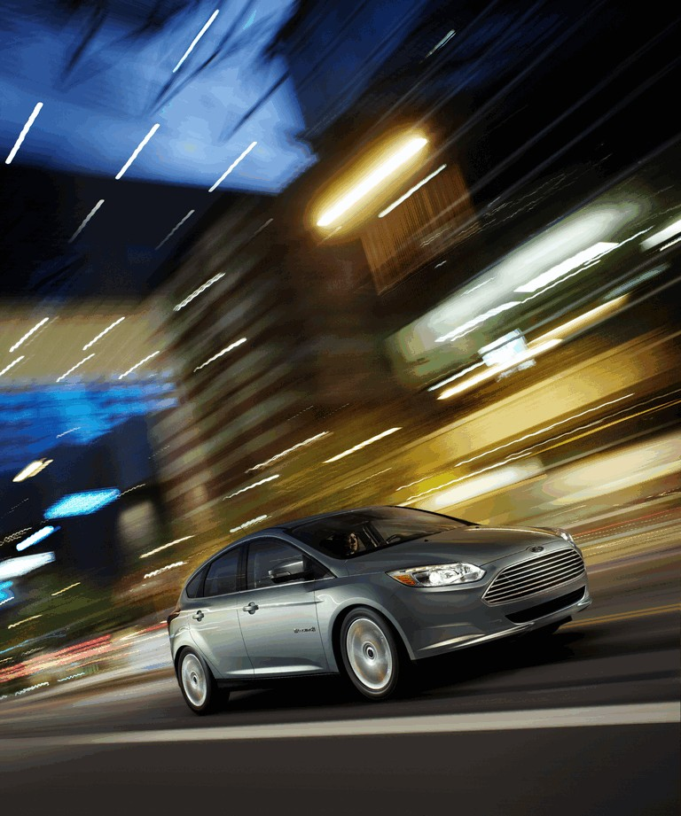 2011 Ford Focus Electric 296205