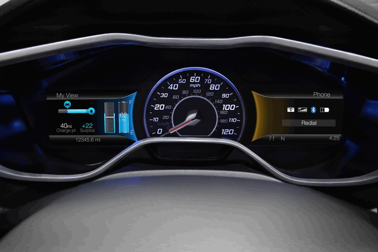 2011 Ford Focus Electric 296224