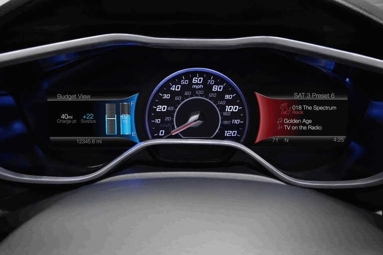 2011 Ford Focus Electric 296225