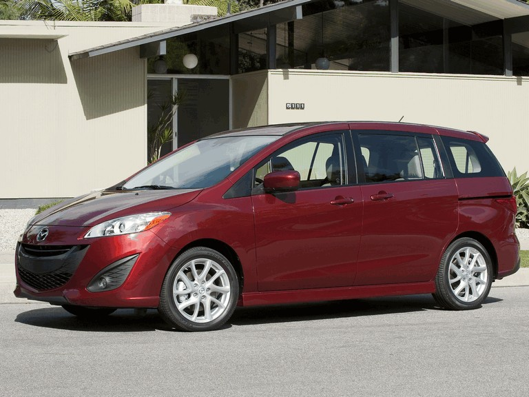 2011 Mazda 5 - USA version 296708