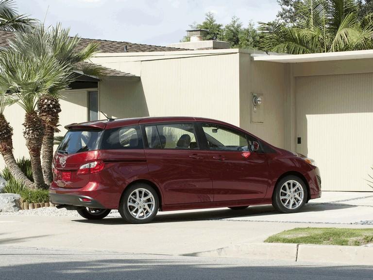2011 Mazda 5 - USA version 296711