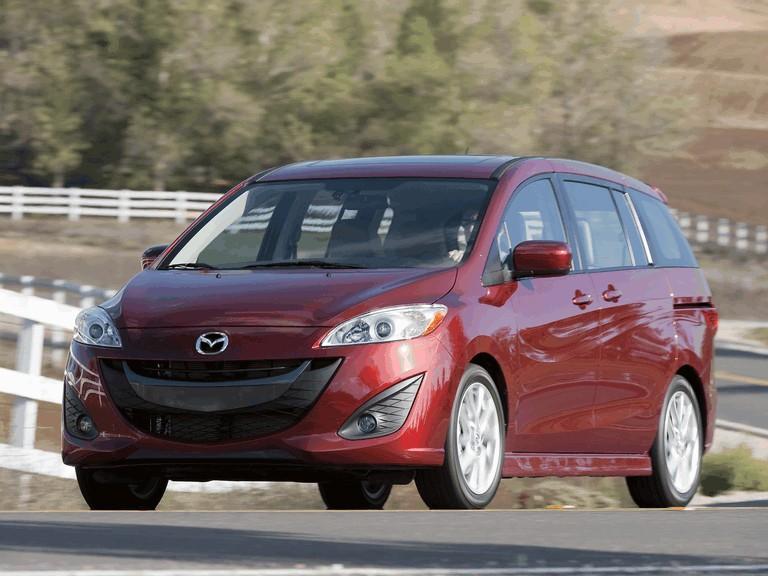 2011 Mazda 5 - USA version 296721