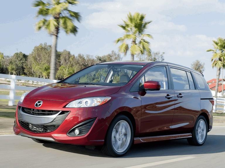 2011 Mazda 5 - USA version 296724