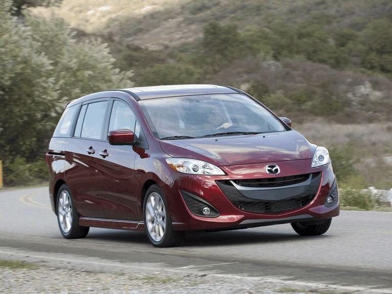 2011 Mazda 5 - USA version 296725