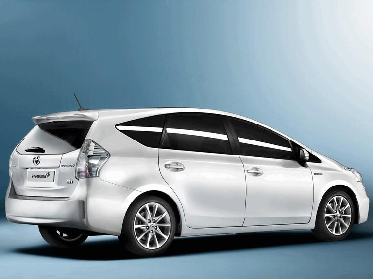 2011 Toyota Prius+ hybrid 296815