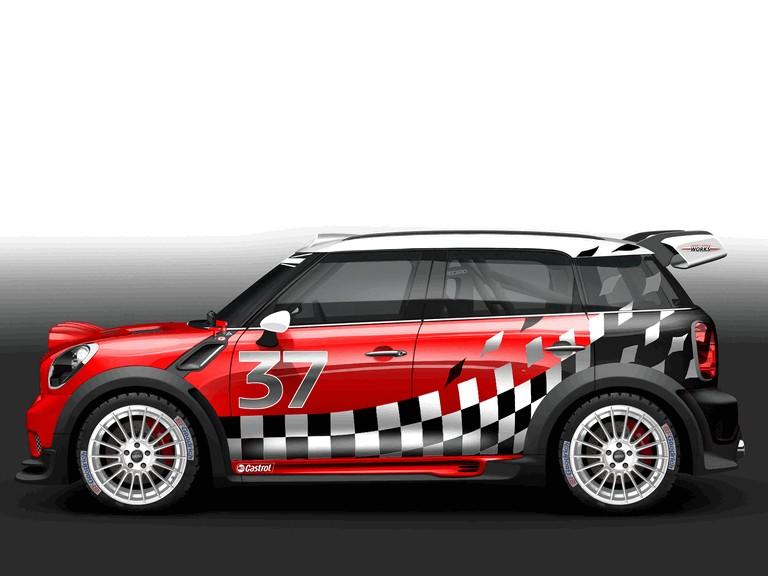 2011 Mini Countryman WRC 296915