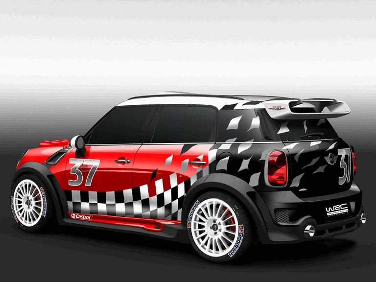 2011 Mini Countryman WRC 296916
