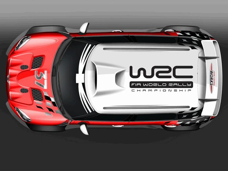 2011 Mini Countryman WRC 296917