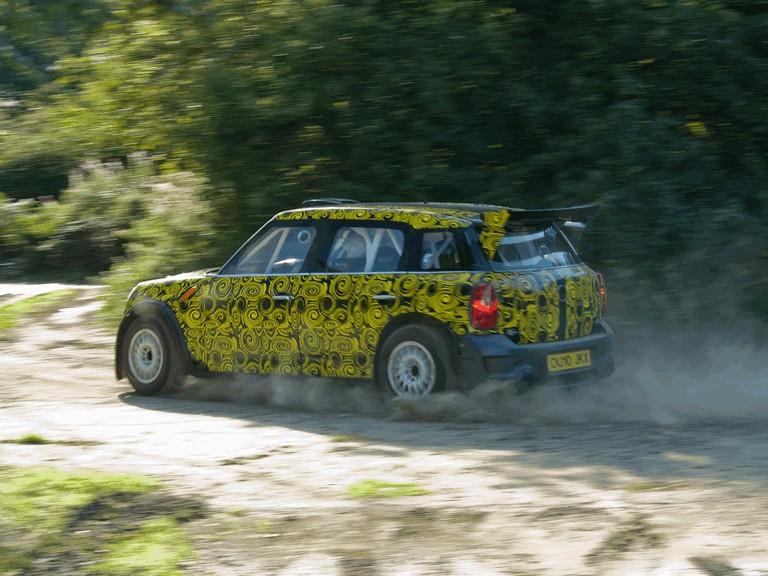 2011 Mini Countryman WRC 296920