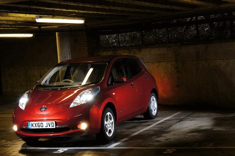 2011 Nissan Leaf - UK version 297116