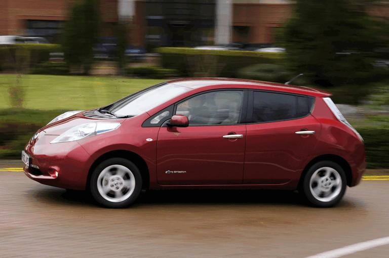2011 Nissan Leaf - UK version 297118