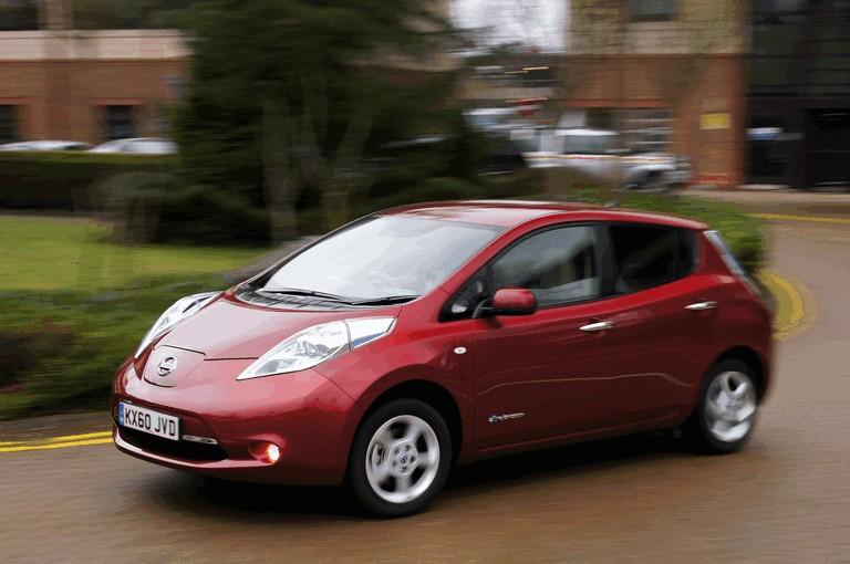 2011 Nissan Leaf - UK version 297120