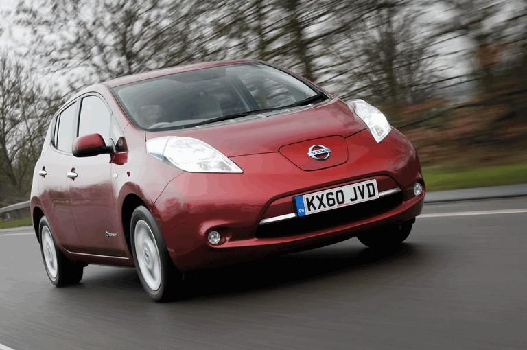2011 Nissan Leaf - UK version 297121