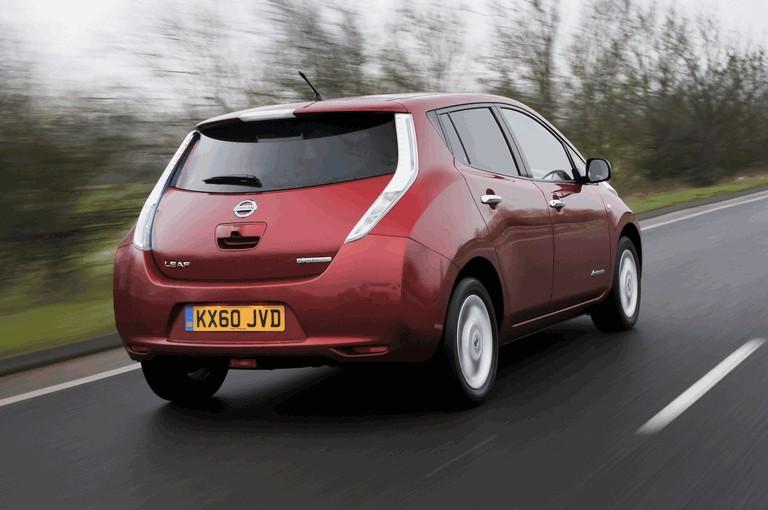 2011 Nissan Leaf - UK version 297123