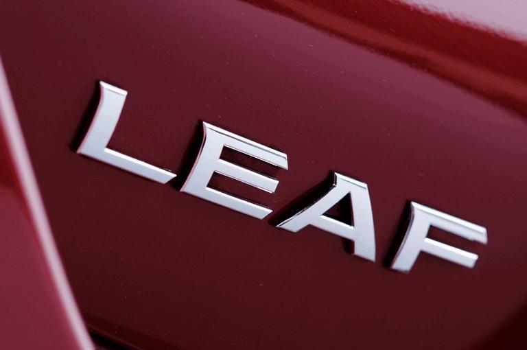 2011 Nissan Leaf - UK version 297128