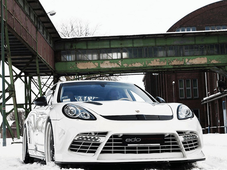 2011 Porsche Panamera Turbo by Edo Competition 297169