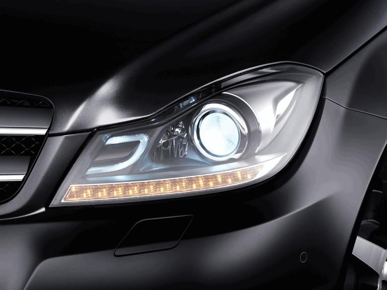 2011 Mercedes-Benz C-klasse coupé 297348