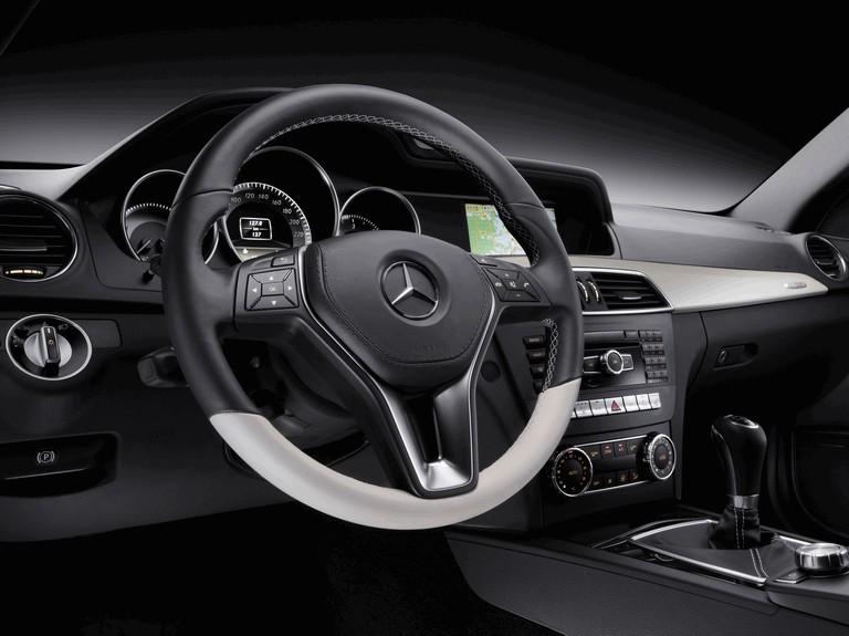 2011 Mercedes-Benz C-klasse coupé 297367