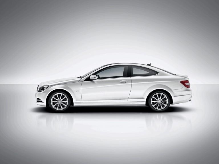 2011 Mercedes-Benz C-klasse coupé 297371