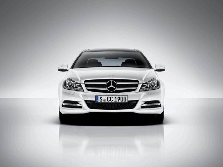 2011 Mercedes-Benz C-klasse coupé 297373