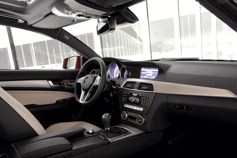 2011 Mercedes-Benz C-klasse coupé 297392