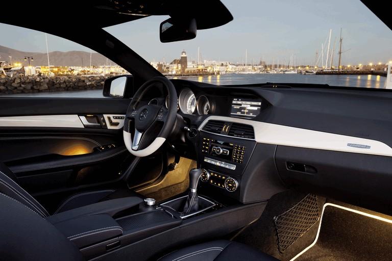 2011 Mercedes-Benz C-klasse coupé 297393