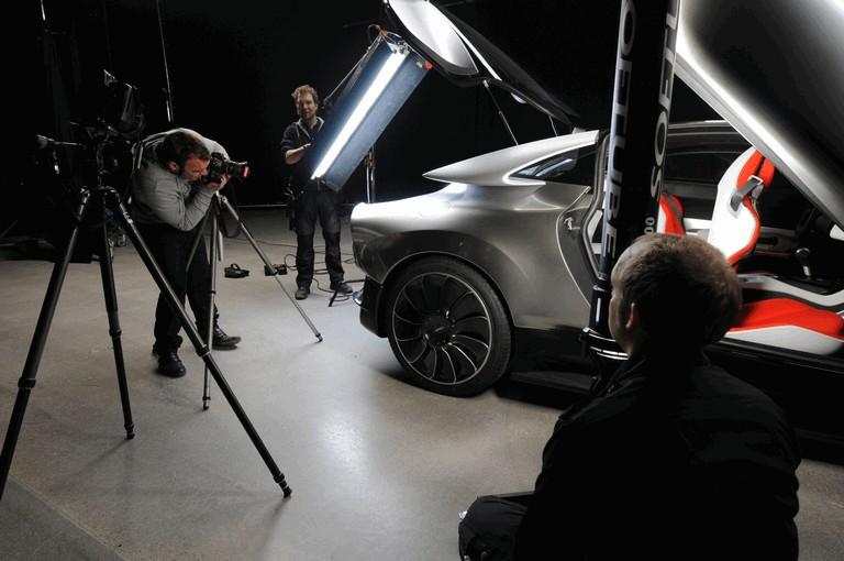 2011 Saab PhoeniX concept 318596