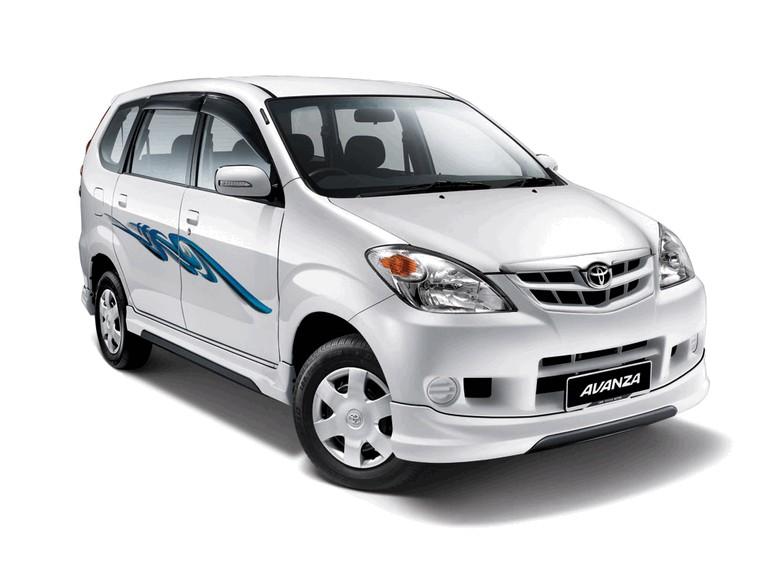 2011 Toyota Avanza 297626