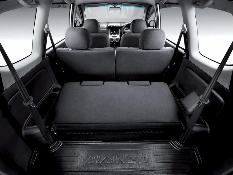 2011 Toyota Avanza 297629