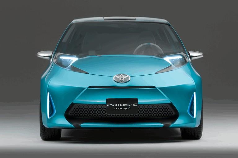 2011 Toyota Prius C concept 297686