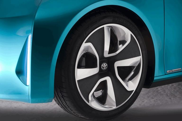 2011 Toyota Prius C concept 297692