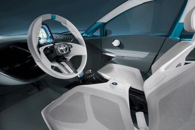 2011 Toyota Prius C concept 297697