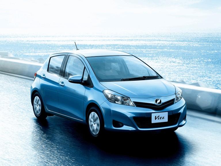 2011 Toyota Vitz 297791