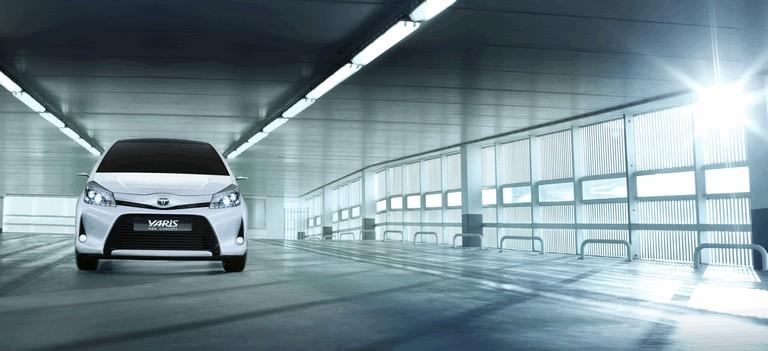 2011 Toyota Yaris HSD concept 297798
