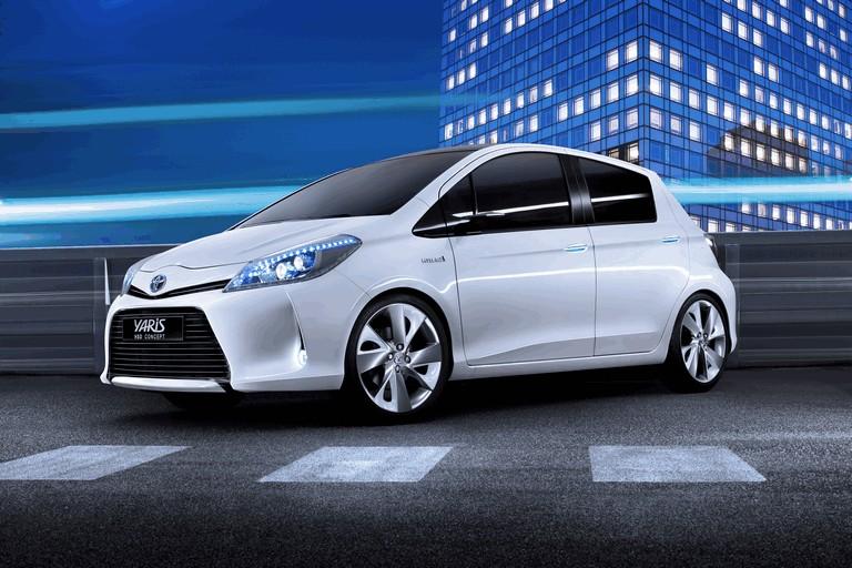 2011 Toyota Yaris HSD concept 297808