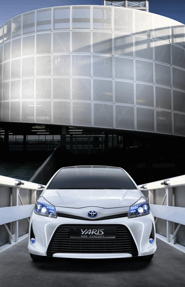 2011 Toyota Yaris HSD concept 297810