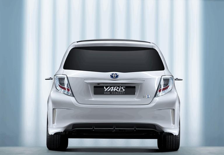 2011 Toyota Yaris HSD concept 297813