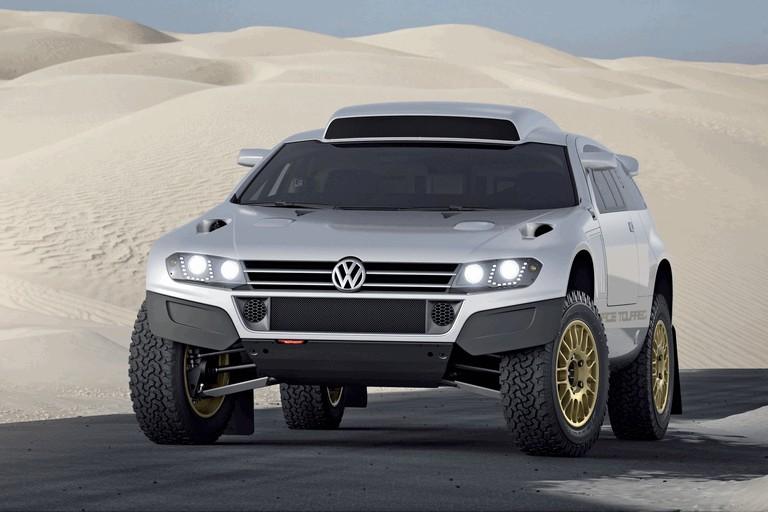 2011 Volkswagen Race Touareg 3 Qatar 297979