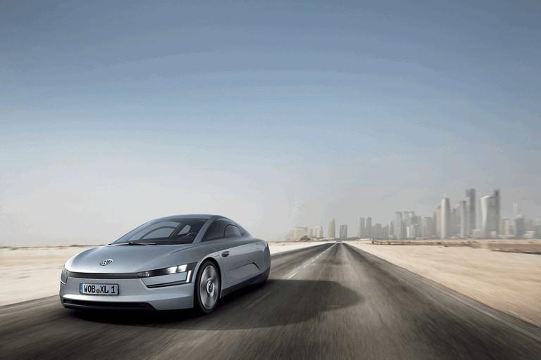 2011 Volkswagen XL1 concept 298087